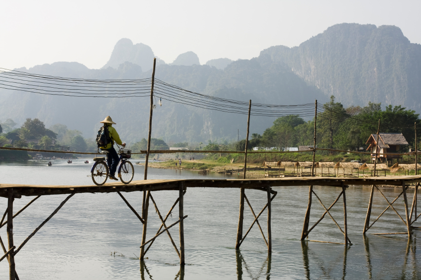 12 Reasons to cycle South East Asia