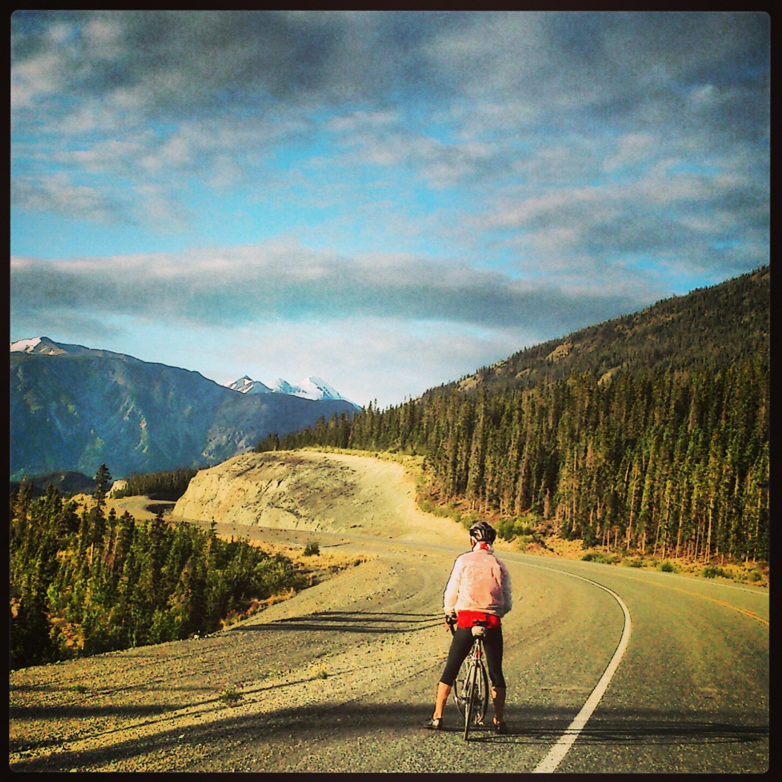 Music & Cycling in the Land of the Midnight Sun