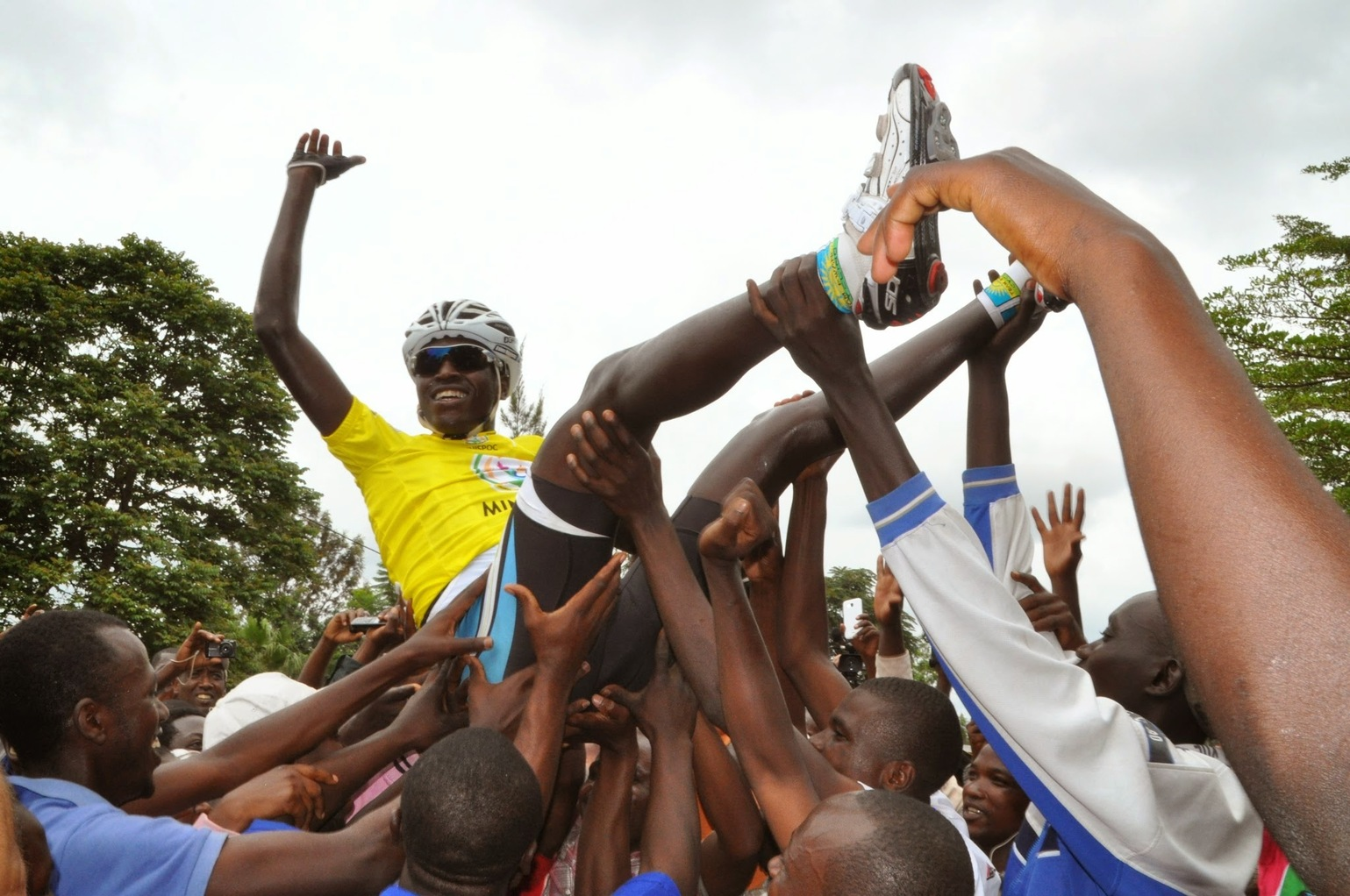 5 Big African Cycling Stories in 2015