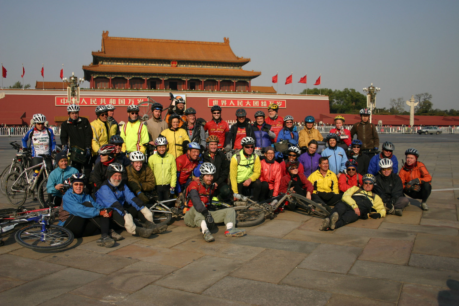 2016 Silk Route – New Route, New Countries, New Challenges
