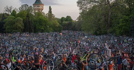I Bike Budapest 2015