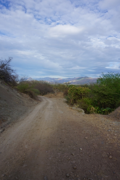 All dirt roads lead to the Totacoa Desert