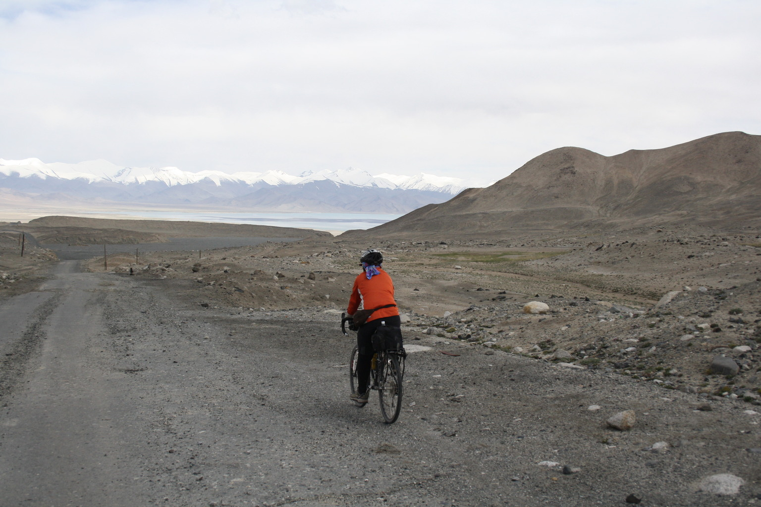 Silk Route Riders Speak Out