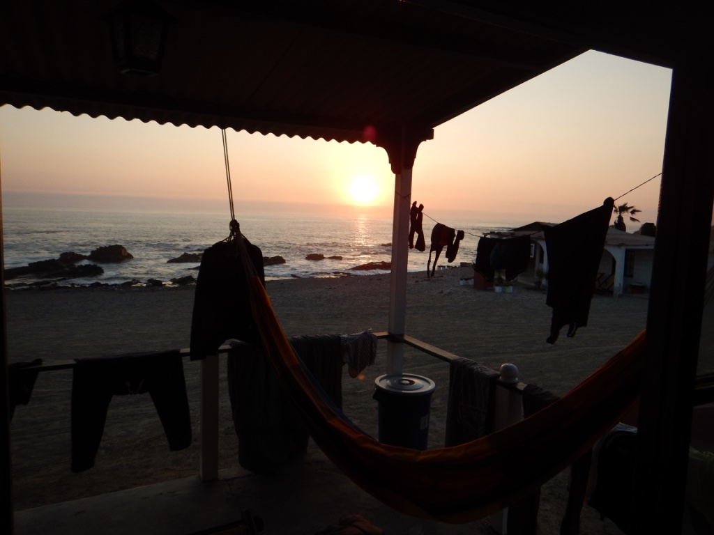 Nothing but the best fish in Peru – A perfect rest day