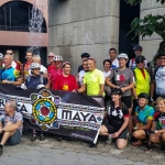 Setting off on the Ruta Maya