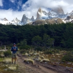 Eyes Ahead: Patagonia Looming