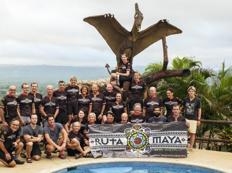To The End of the Ruta Maya