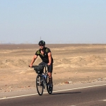 Working as the Medic on the Tour d'Afrique