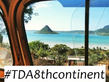 Madagascar Route Research – Follow #TDA8thContinent