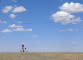 Ivan conquers the Kazakh steppe