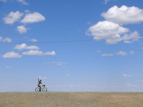 Ivan conquers the Kazakh steppe