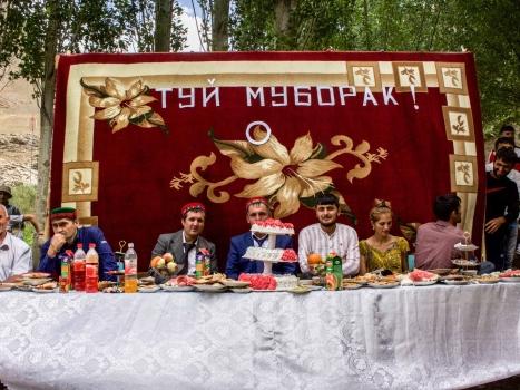 Pamir Wedding