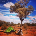Tenting Etiquette on Cycling Expeditions