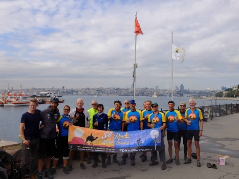 Riding into Istanbul – The Last Word