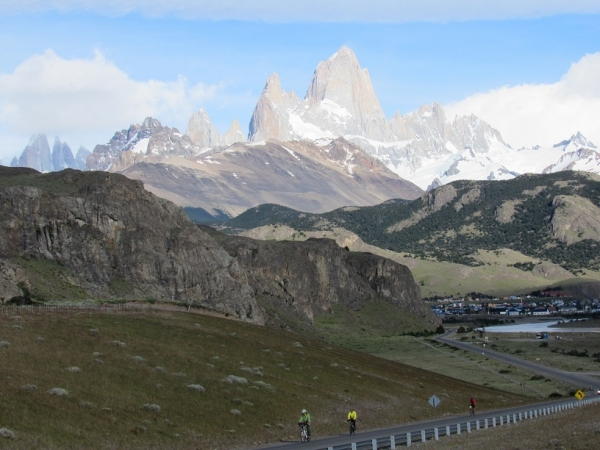 Leaving El Chalten