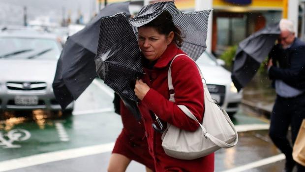 Wellington: The Windiest City on Earth