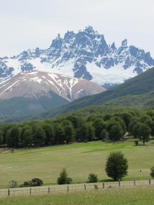 cerro castillo peak