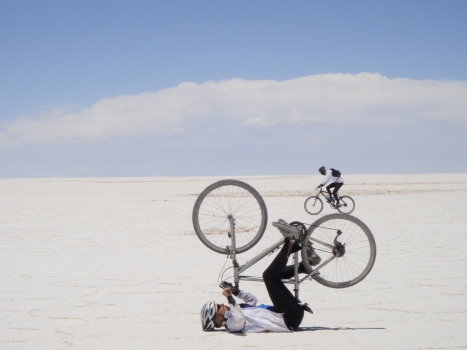 Cycling the Bolivian Salt Flats: Breaking it Down by the Numbers
