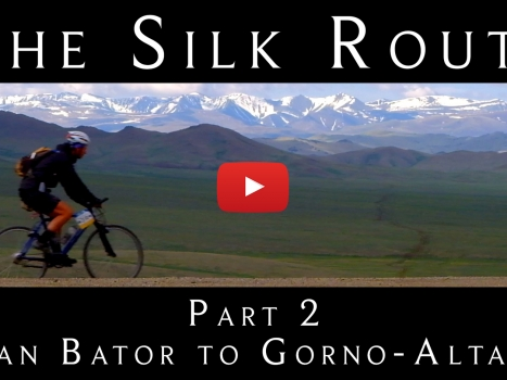 Cycling the Silk Route: Part 2 of our 9-Part YouTube Series