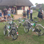 Wheels For Freedom: The Tour d'Afrique Bicycle Donation Ceremony in Kampala