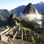 Exploring Machu Picchu on the South American Epic