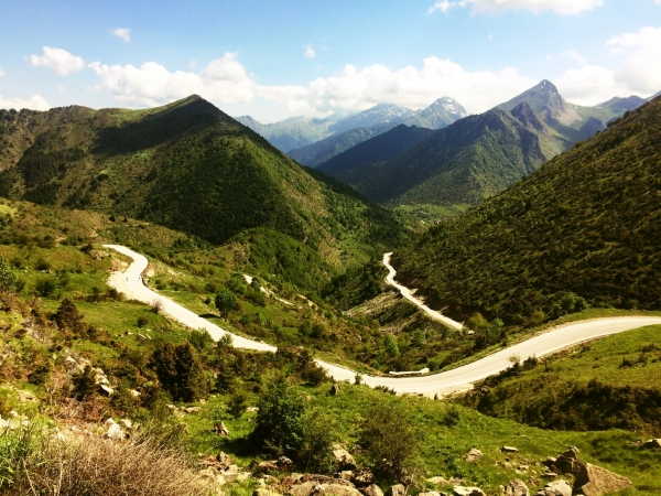 Switchbacks to Metsovo