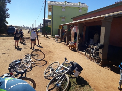 The Halfway Point: Baobab Alley Behind Us And Tsingy Road Ahead