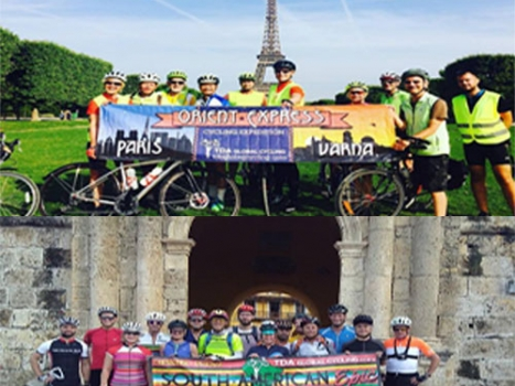 Two Continents: 2 Exciting TDA Global Cycling Expeditions