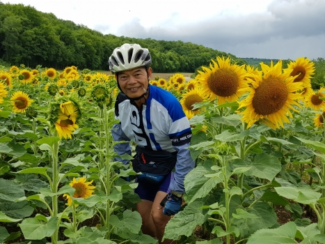 Rider Profile: Ming Jing Hsieh