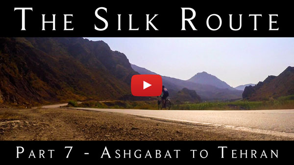 Cycling the Silk Route: Part 7 of our 9-Part YouTube Series