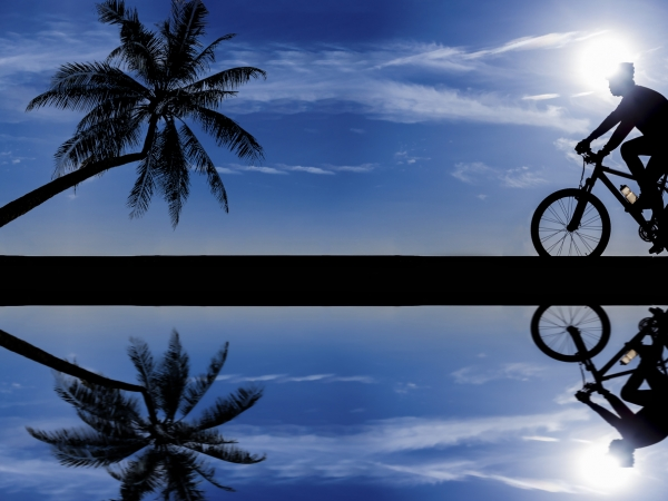 Brazilian Beaches By Bicycle