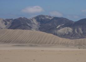 BLOG The Peruvian desert north of Lima