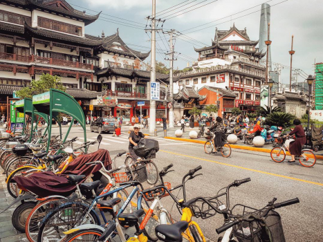 Cycling China: Not As Hectic As You've Been Lead To Believe
