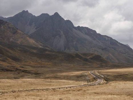 High Altitude Cycling on the South American Epic