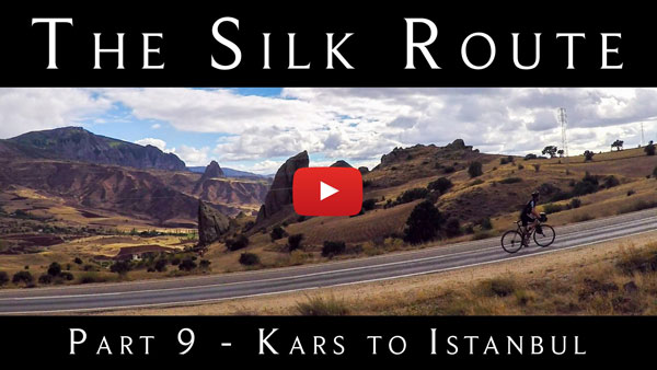 Cycling the Silk Route: Part 9 of our 9-Part YouTube Series