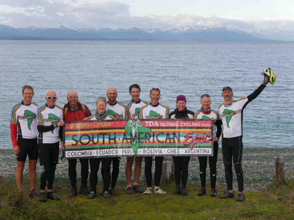 The Pedal Stops Here - Ushuaia Marks The End Of The South American Epic