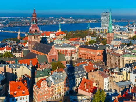 36 Hours in Riga: A Cyclist's Guide