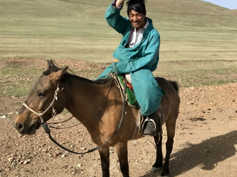 Mongolian Memories