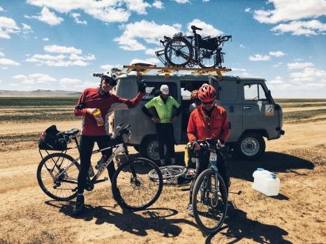 Lessons Learned From The Gobi Desert