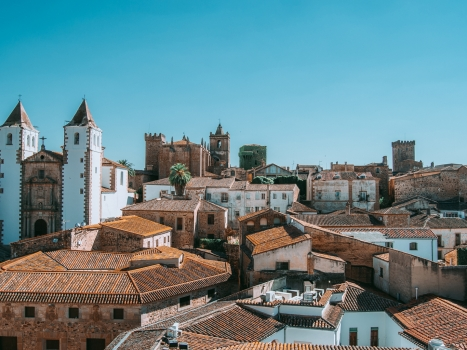 36 Hours in Cáceres: A Cyclist's Guide