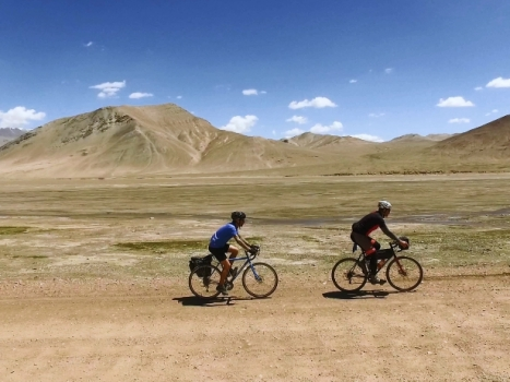 All Silk Route Cyclists Safe
