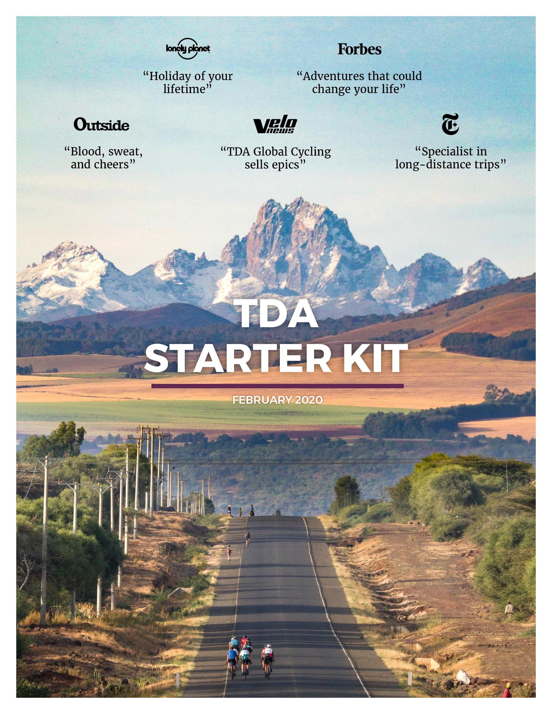 TDA Info Kit