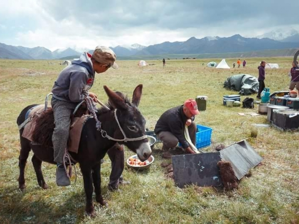 Central Asia's Warm Welcomes