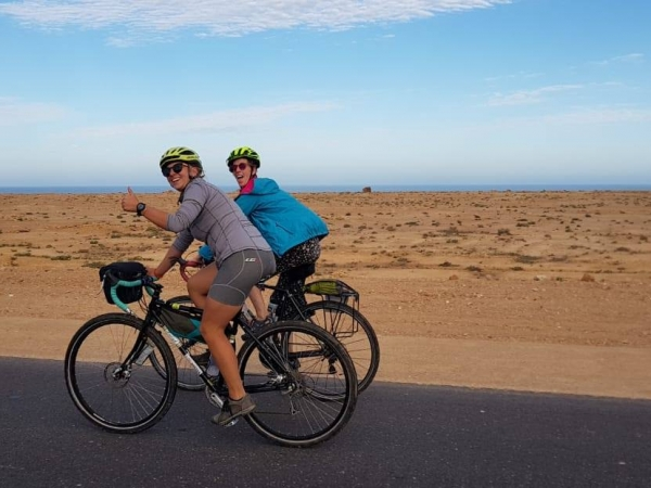 The High & Lows Of Desert Cycling