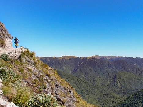 Riding New Zealand's Old Ghost Road