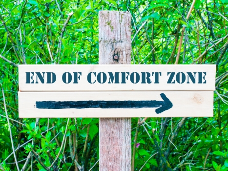 Benefits of Expanding Your Comfort Zone
