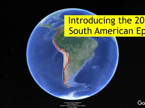 Introducing the 2020 South American Epic