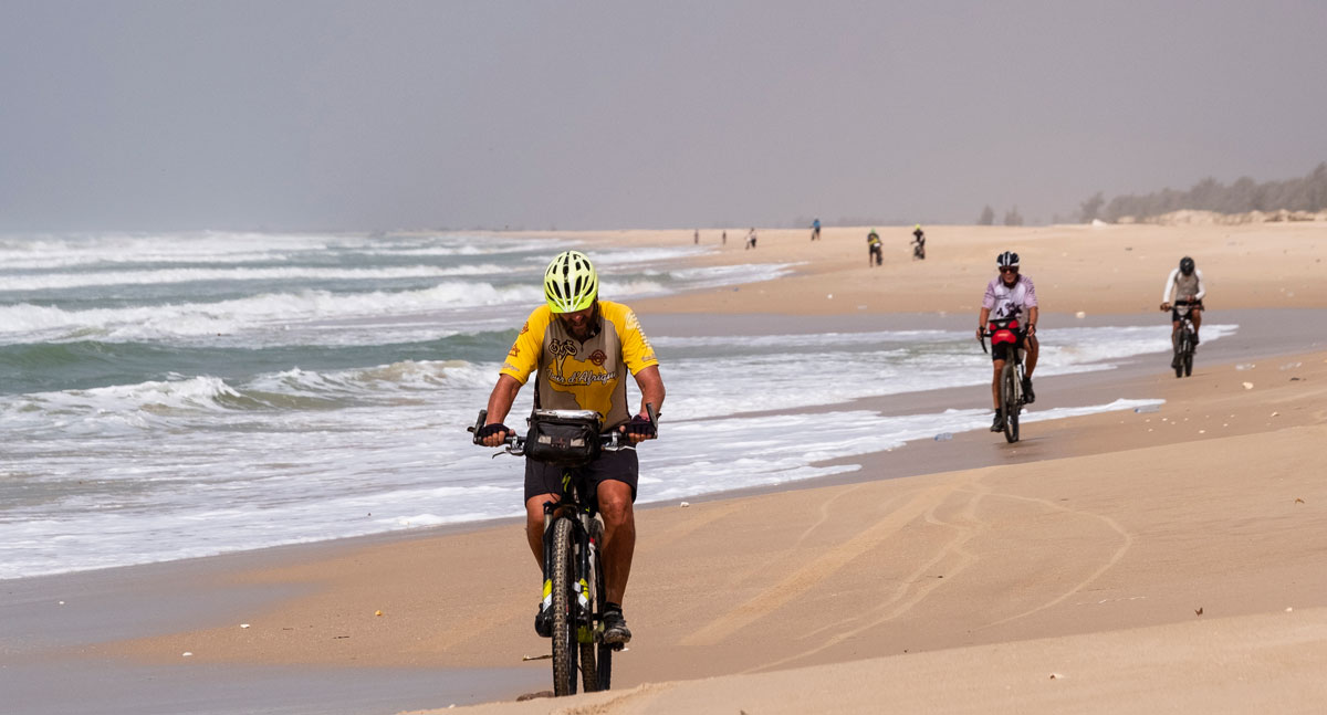 Desert Coast: Part 2 of our 4-Part Video Series on Cycling West Africa
