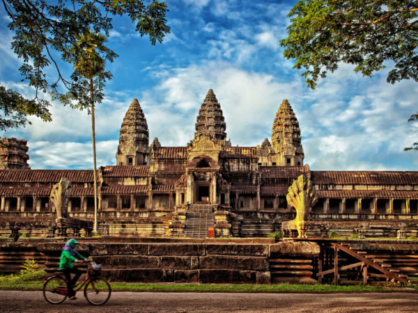A Guide To Cycling Around South-East Asia