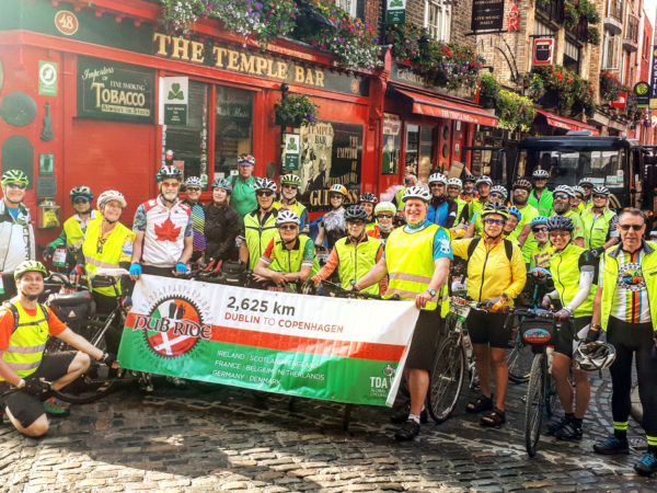 Sláinte: 2018 Pub Riders Share The Craic About Their Ride